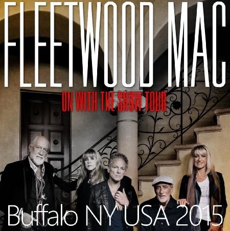 コレクターズCD フリードウッドマック 2015年アメリカツアー