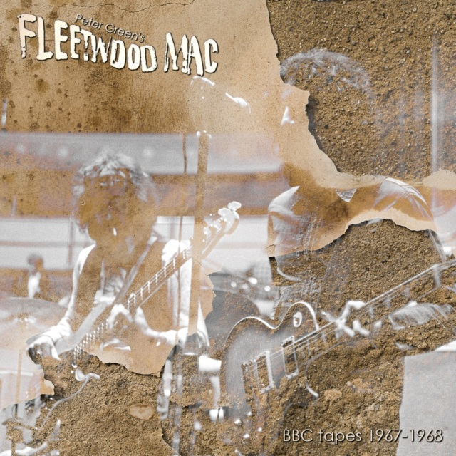コレクターズCD Fleetwood Mac - BBC tapes