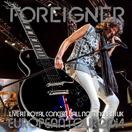 コレクターズCD フォリナー (Foreigner) 2014年ヨーロッパツアー