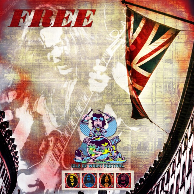 コレクターズCD Free - Isle of Wight Festival 1970