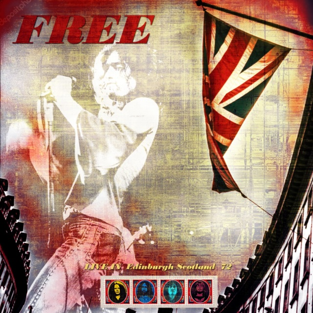 コレクターズCD Free - European Tour 1972