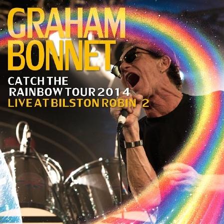 コレクターズCD グラハム・ボネット2014年ヨーロッパツアー Catch The Rainbow Tour