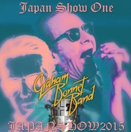 コレクターズCD グラハムボネット2015年日本公演東京初日