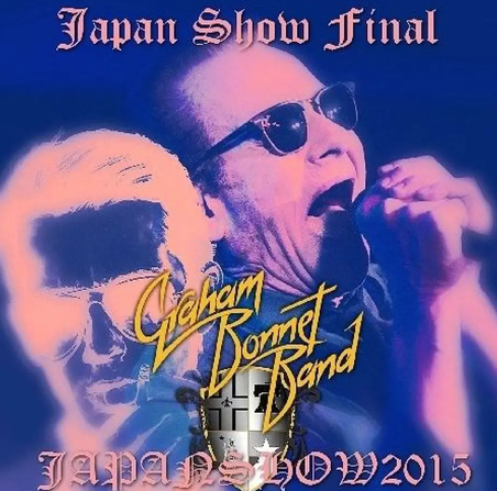 コレクターズCD グラハムボネット2015年日本公演