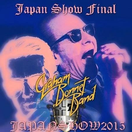コレクターズCD グラハムボネット2015年日本公演最終日 6月19日東京