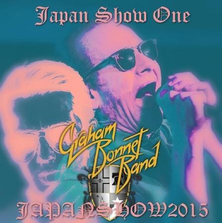 コレクターズCD グラハムボネットバンド 2015年日本公演