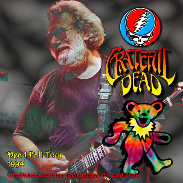 コレクターズCD Grateful Dead - Fall Tour 1994
