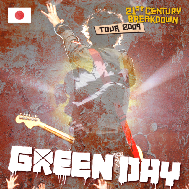 コレクターズCD Green Day - Japan Tour 2009