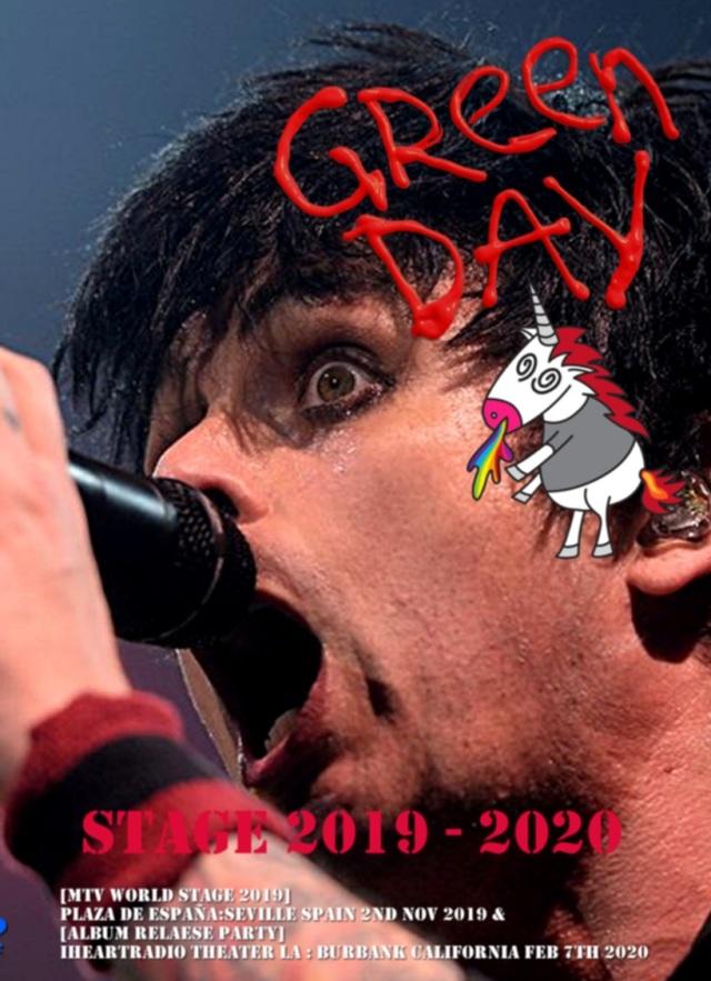 コレクターズDVD Green Day - Stage 2019-2020