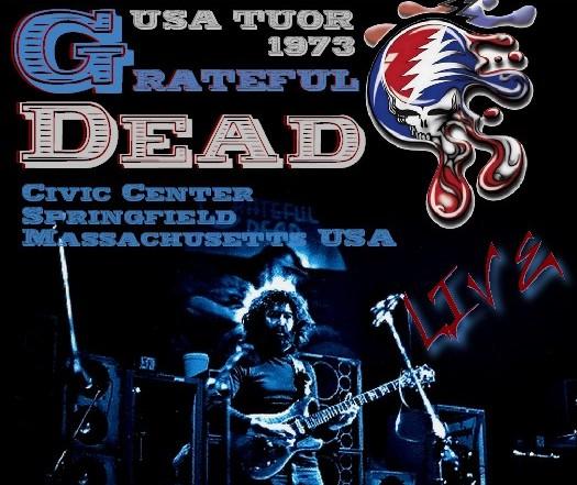 コレクターズCD グレイトフル・デッド (The Grateful Dead 73年 アメリカツアー)73.03.28 Civic Center