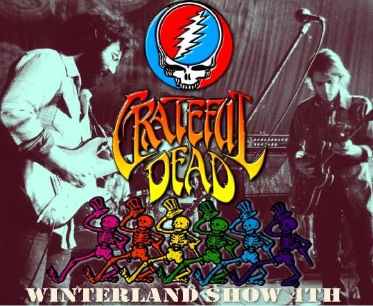 コレクターズCD グレイトフル・デッド 1974年アメリカツアー