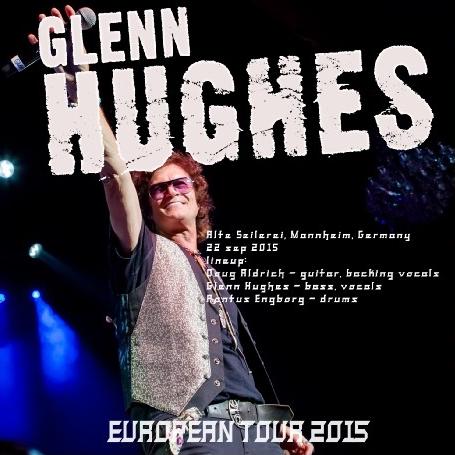 コレクターズCD グレンヒューズ 2015年ヨーロッパツアー