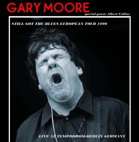 コレクターズCD ゲイリー・ムーア1990年ヨーロッパツアー