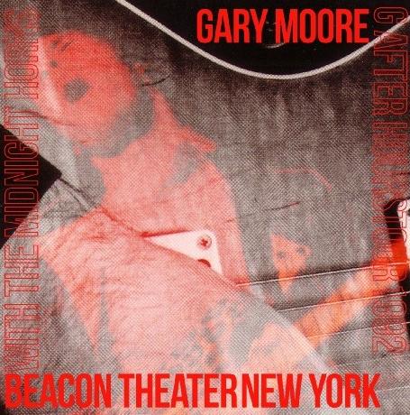 コレクターズCD ゲイリー・ムーア1992年アメリカツアー After Hours Tour 1992