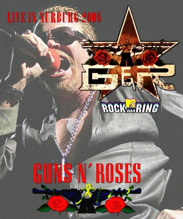 コレクターズBlu-ray  GUNS 'N ROSES - Chinese Democracy World Tour 2006
