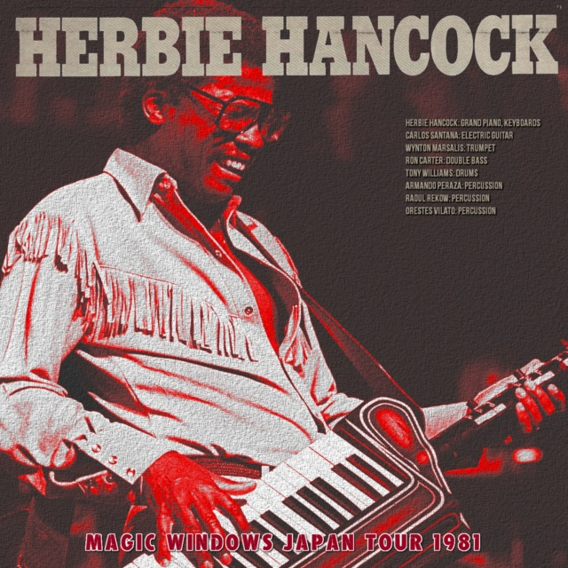 コレクターズCD Herbie Hancock - Japan Show 1981