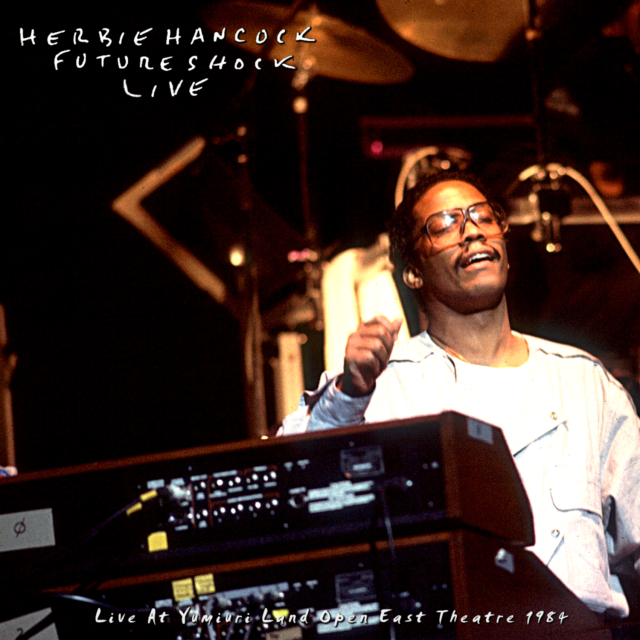 コレクターズCD Herbie Hancock - Japan Show 1984