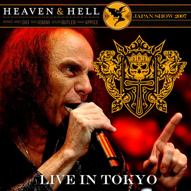 コレクターズCD Heaven & Hell- Japan Tour 2007