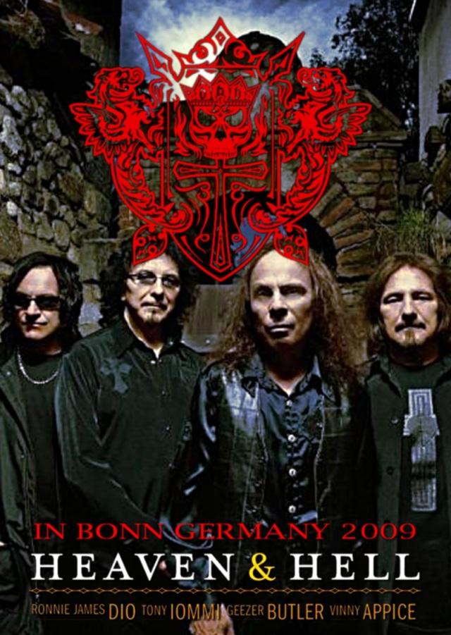 コレクターズDVD Heaven & Hell - Bible Black European Tour 2009