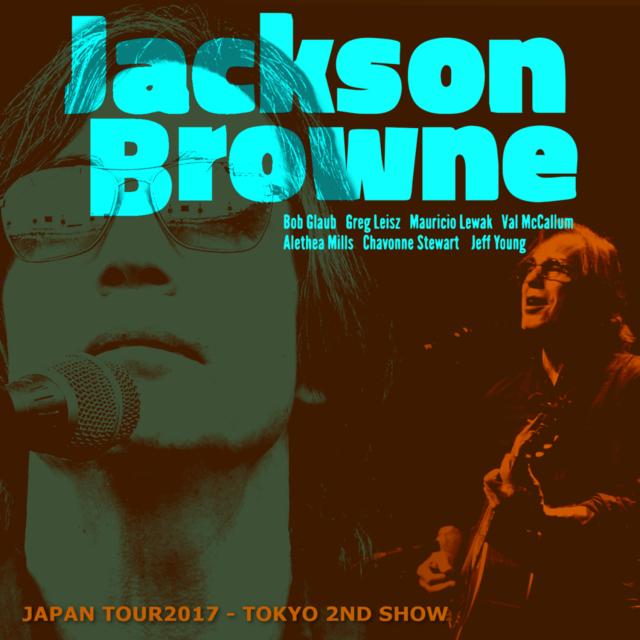 コレクターズCD ジャクソンブラウン2017年日本公演