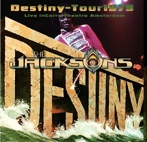 コレクターズCD The Jacksons - Destiny Tour 1979