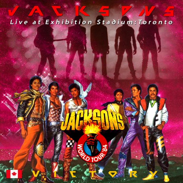 コレクターズCD The Jacksons - Victory Tour 1984