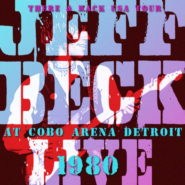 コレクターズCD ジェフベック 1980年アメリカツアー