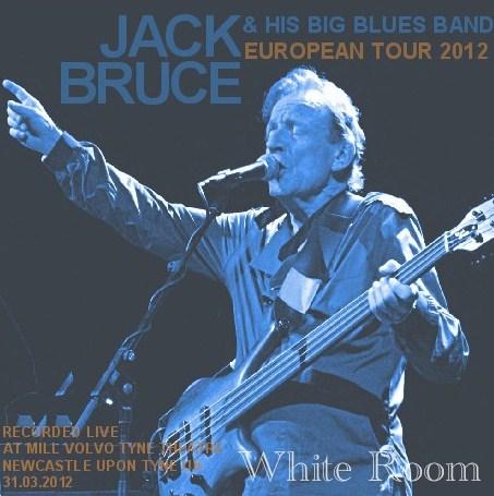 コレクターズCD Jack Bruce(ジャック・ブルース)2012年 ヨーロッパツアー