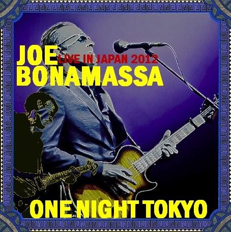 コレクターズCD ジョー・ボナマッサ(Joe Bonamassa) 2012年日本公演