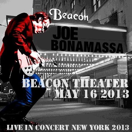 コレクターズCD ジョー・ボナマッサ 2013年アメリカツアー