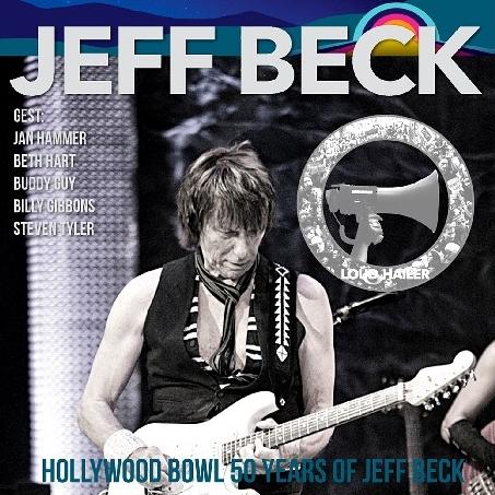 コレクターズCD ジェフベック2016年アメリカツアー ハリウッドボウル