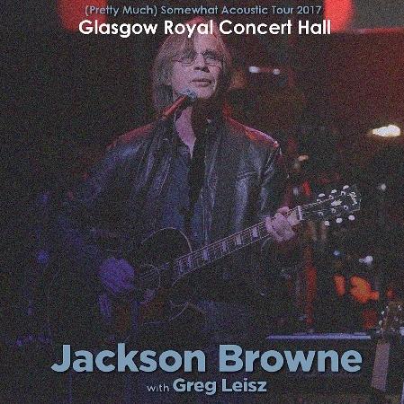コレクターズCD ジャクソンブラウン 2017年ヨーロッパツアー