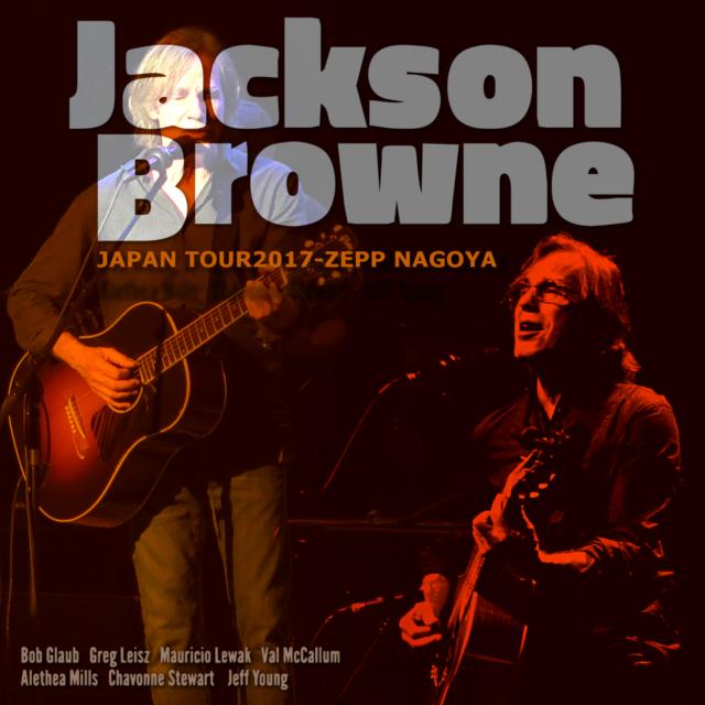 コレクターズCD ジャクソンブラウン 2017年日本公演