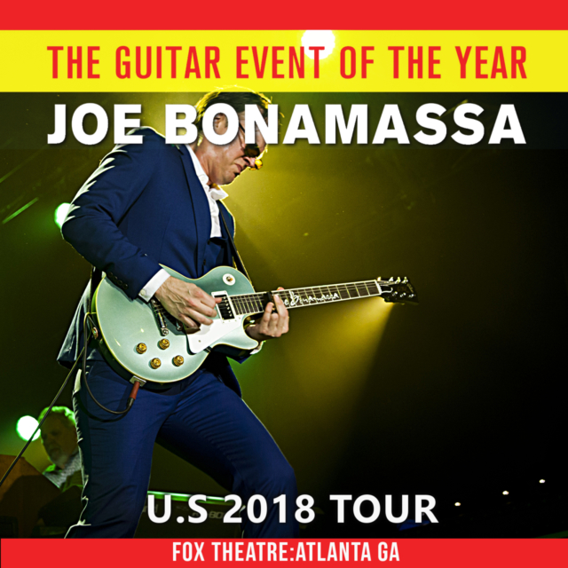 コレクターズCD Joe Bonamassa - American Tour 2018