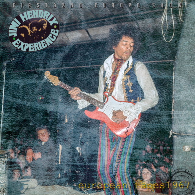 コレクターズCD Jimi Hendrix Experience -  European Tour 1967