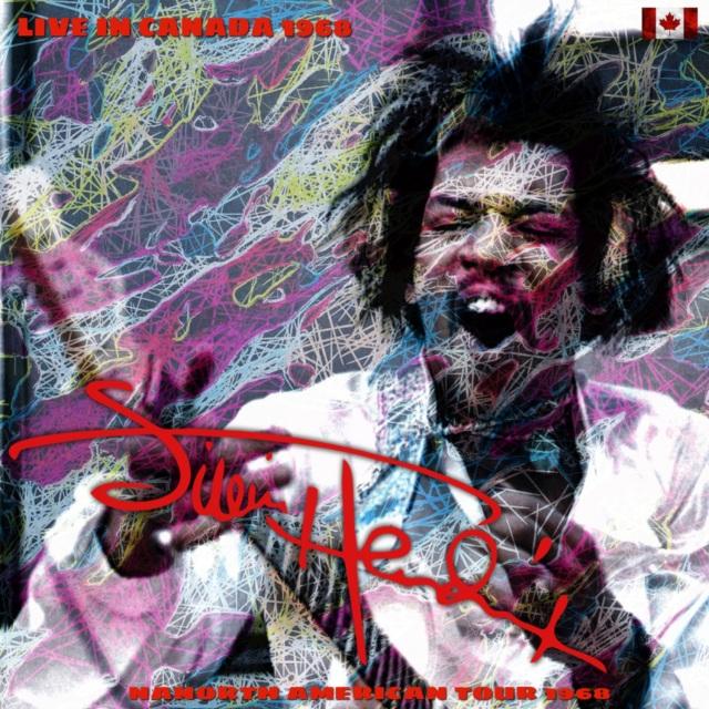 コレクターズCD Jimi Hendrix - Electric Ladyland Tour 1968 in Canada