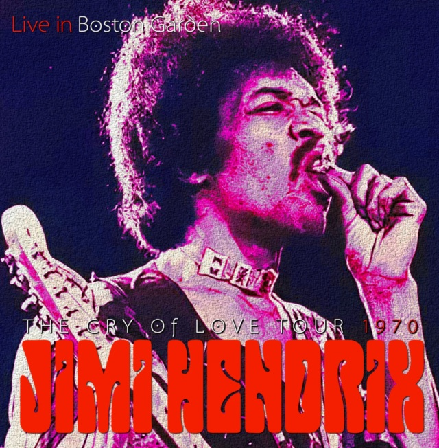 コレクターズCD Jimi Hendrix - Cry of Love Tour 1970
