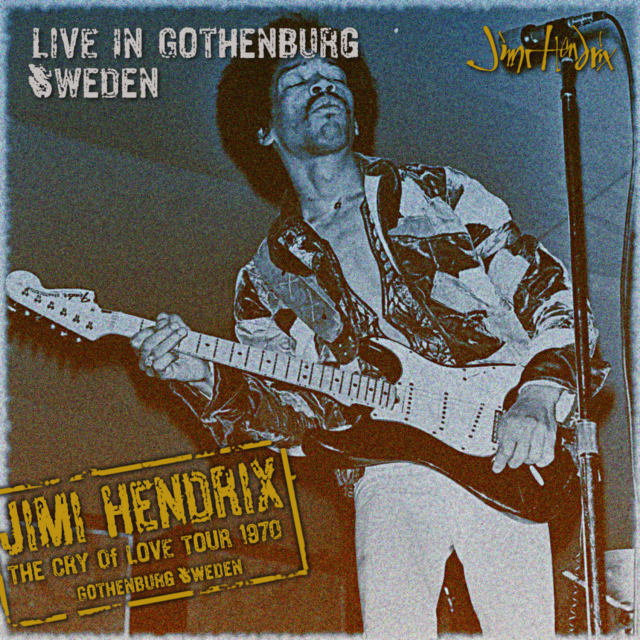 コレクターズCD Jimi Hendrix - The Cry of Love Tour 1970
