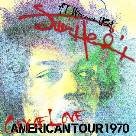 コレクターズCD ジミ・ヘンドリックス 1970年 アメリカツアー