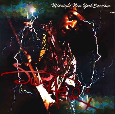 コレクターズCD Jimi Hendrix(ジミヘンドリックス)  1969年 [Midnight Lightning Sessions]