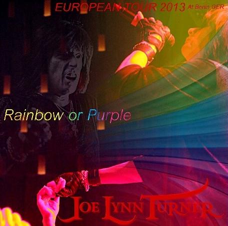 コレクターズCD ジョー・リン・ターナー 2013年ヨーロッパツアー