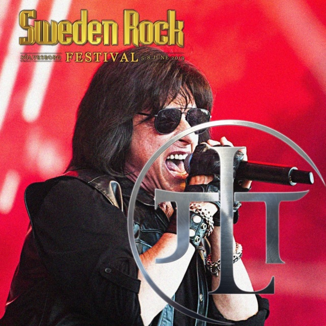 コレクターズCD Joe Lynn Turner - Sweden Rock Festival 2019