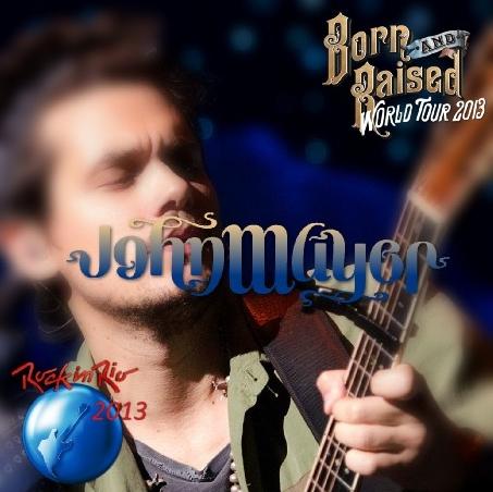 コレクターズCD ジョンメイヤー 2013年南米公演 (Rock in Rio 5 )