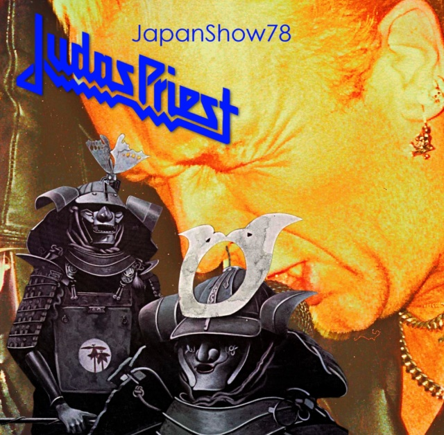 コレクターズCD  Judas Priest - Stained class Japan Tour 1978