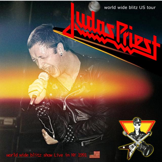 コレクターズCD World Wide Blitz US Tour 1981