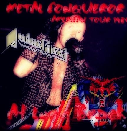 コレクターズCD ジューダス・プリースト (Judas Priest)1984年アメリカツアー