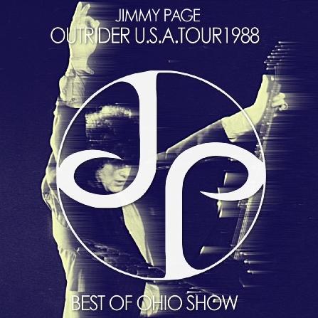 コレクターズCD ジミー・ペイジ 1988年ソロツアー(Outrider Tour)