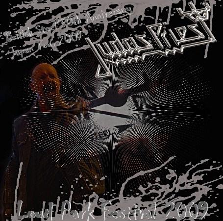 コレクターズCD ジューダス・プリースト (Judas Priest) 2009年日本公演 ラウドパーク