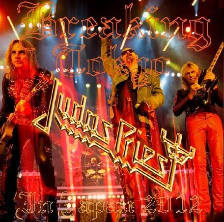 コレクターズCD ジューダス・プリースト (Judas Priest) 2012年 日本公演