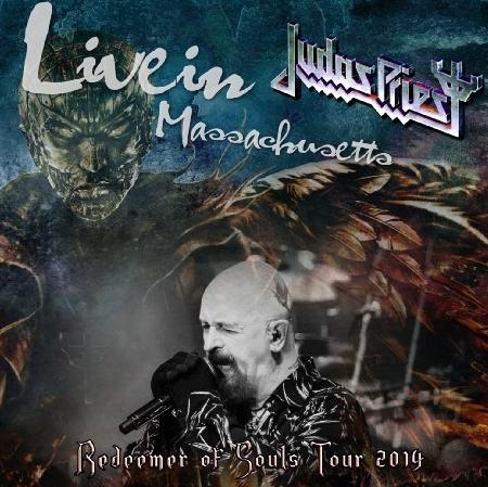 コレクターズCD Judas Priest(ジューダス・プリースト)2014年アメリカツアー